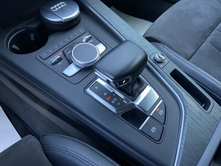 Audi A5 Sportback 3.0 V6 TDI 218ch QUATTRO AVUS S-TRONIC 7 GRIS FONCE - 16