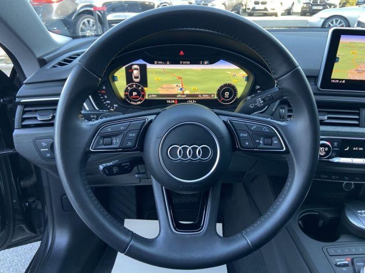 Audi A5 Sportback 3.0 V6 TDI 218ch QUATTRO AVUS S-TRONIC 7 GRIS FONCE - 18