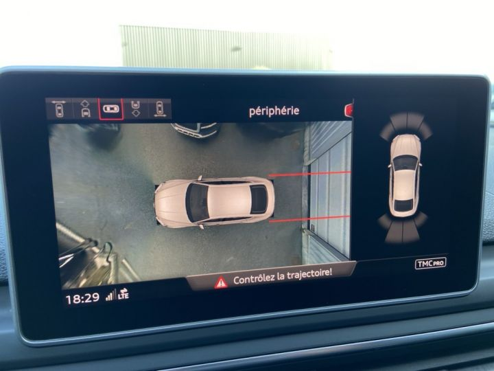 Audi A5 Sportback 3.0 V6 TDI 218ch QUATTRO AVUS S-TRONIC 7 GRIS FONCE - 20