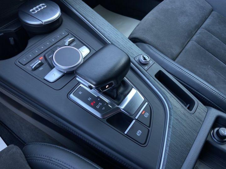 Audi A5 Sportback 3.0 V6 TDI 218ch QUATTRO AVUS S-TRONIC 7 GRIS FONCE - 21