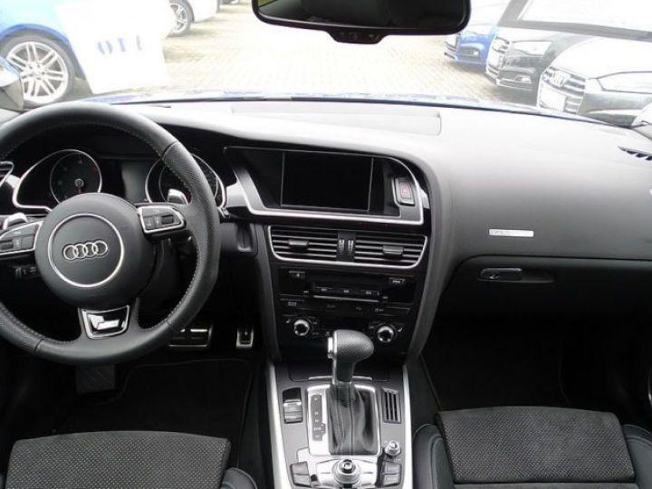 Audi A5 Sportback 3.0 V6 TDI 245CH CLEAN DIESEL S LINE QUATTRO S TRONIC 7 EURO6 BLEU Occasion - 2