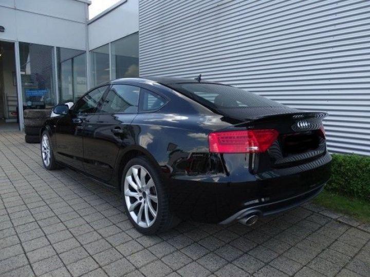 Audi A5 Sportback 3.0 V6 TDI 245CH S LINE QUATTRO S TRONIC 7 NOIR - 3