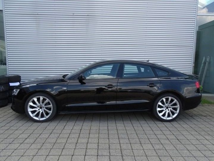 Audi A5 Sportback 3.0 V6 TDI 245CH S LINE QUATTRO S TRONIC 7 NOIR - 5