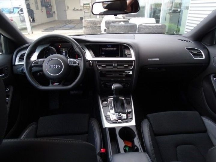 Audi A5 Sportback 3.0 V6 TDI 245CH S LINE QUATTRO S TRONIC 7 NOIR - 6