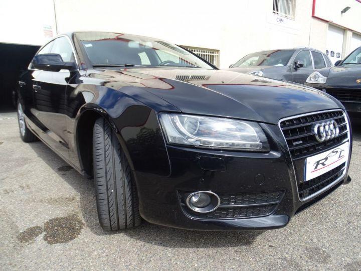 Audi A5 Sportback 3.0L TDI 240Ps V6 Sportback/PDC Bixénon  GPS Bluetooth  Cd .... noir metallisé - 6