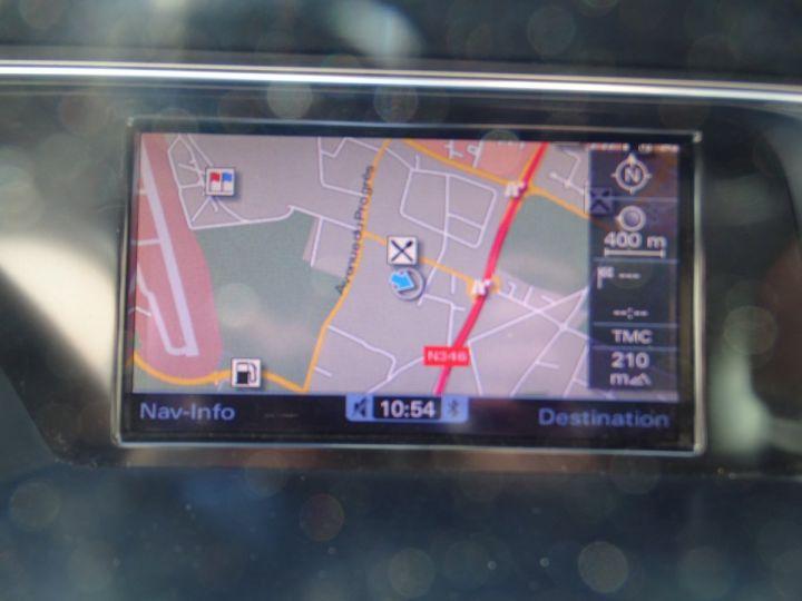 Audi A5 Sportback 3.0L TDI 240Ps V6 Sportback/PDC Bixénon  GPS Bluetooth  Cd .... noir metallisé - 15