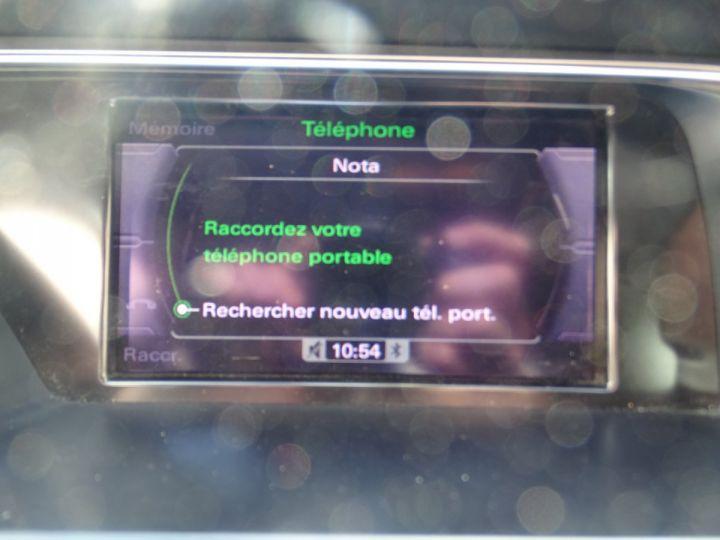 Audi A5 Sportback 3.0L TDI 240Ps V6 Sportback/PDC Bixénon  GPS Bluetooth  Cd .... noir metallisé - 16