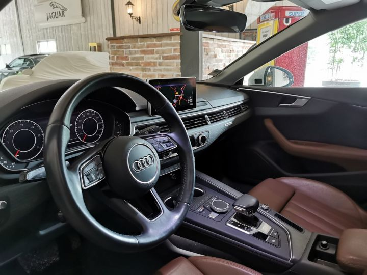 Audi A5 Sportback 50 TDI 286 CV DESIGN LUXE QUATTRO BVA Blanc - 5