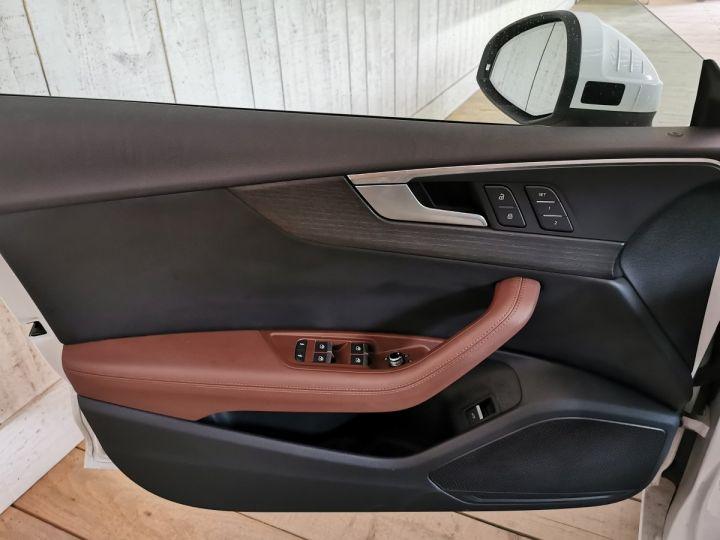 Audi A5 Sportback 50 TDI 286 CV DESIGN LUXE QUATTRO BVA Blanc - 8