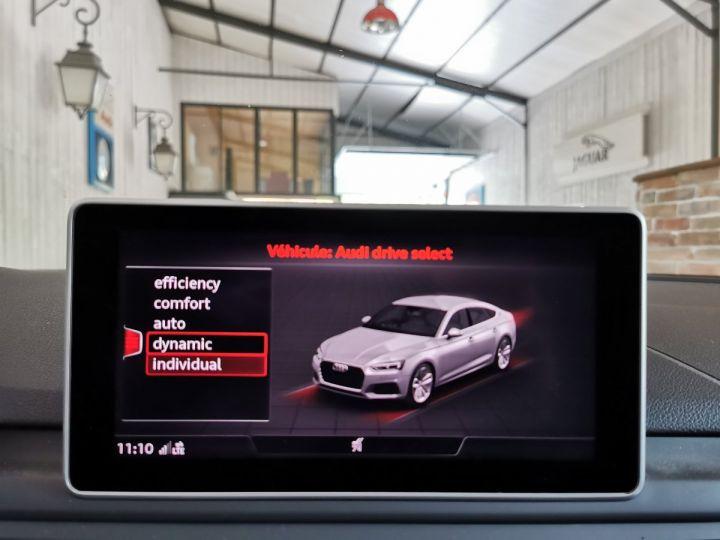 Audi A5 Sportback 50 TDI 286 CV DESIGN LUXE QUATTRO BVA Blanc - 12