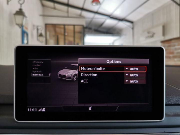 Audi A5 Sportback 50 TDI 286 CV DESIGN LUXE QUATTRO BVA Blanc - 13