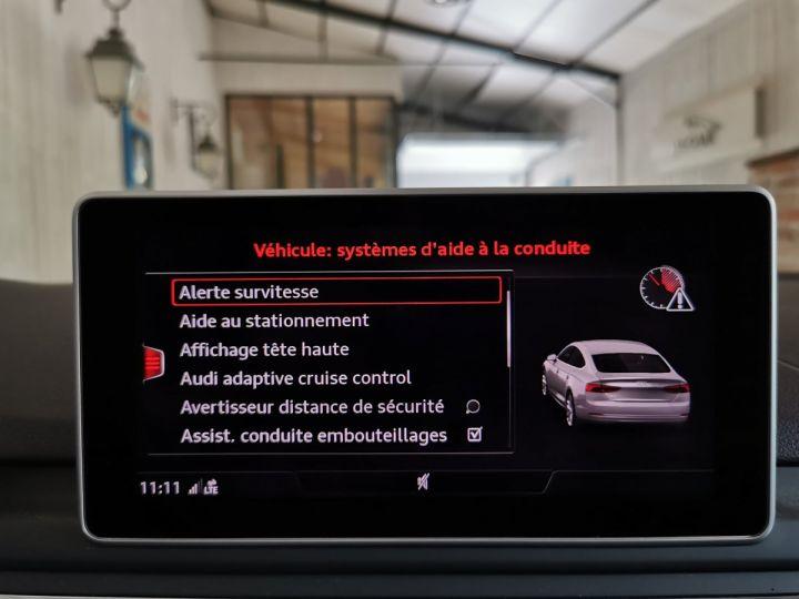 Audi A5 Sportback 50 TDI 286 CV DESIGN LUXE QUATTRO BVA Blanc - 14
