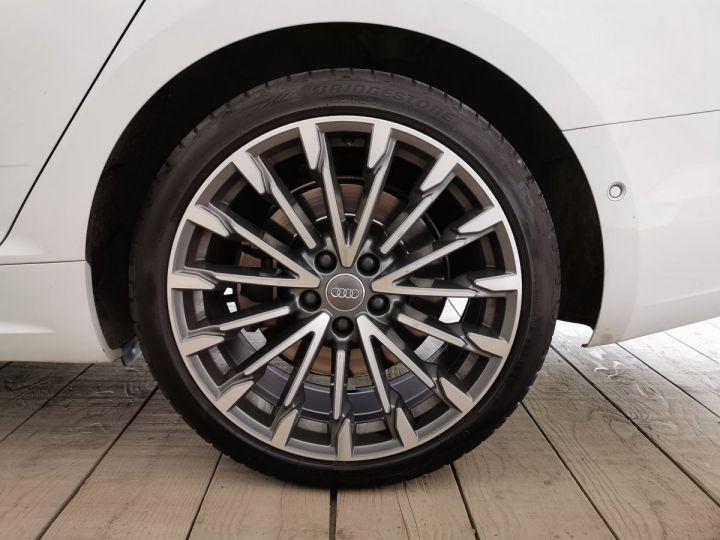 Audi A5 Sportback 50 TDI 286 CV DESIGN LUXE QUATTRO BVA Blanc - 19