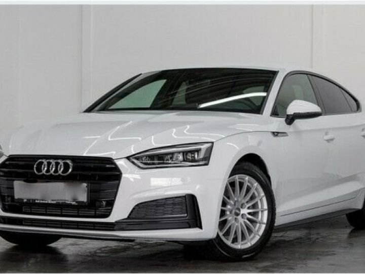 Audi A5 Sportback s-line BLANC  - 1