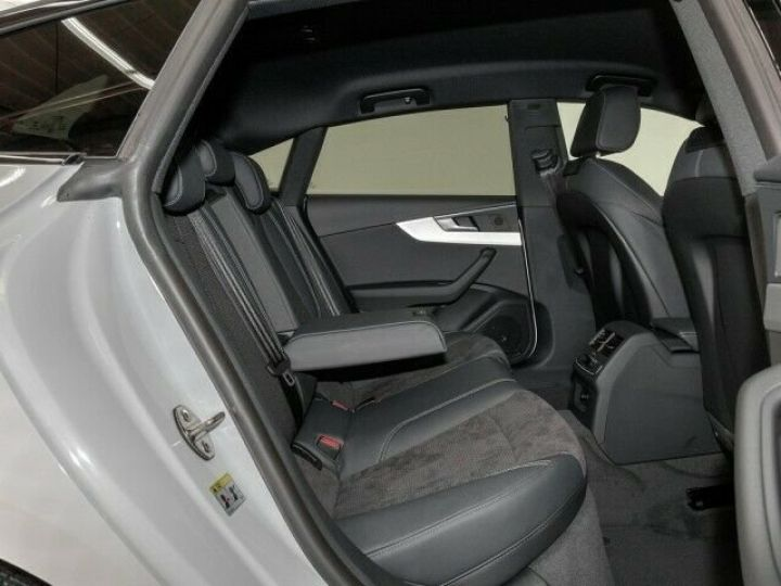 Audi A5 Sportback s-line BLANC  - 4