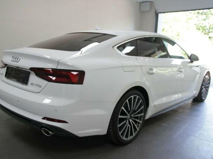 Audi A5 Sportback s-line BLANC  - 2