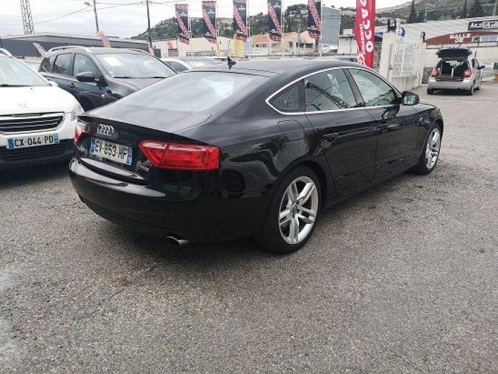 Audi A5 Sportback S-LINE NOIR METAL Occasion - 3