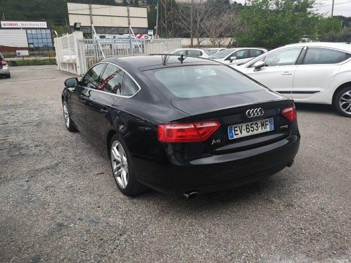 Audi A5 Sportback S-LINE NOIR METAL Occasion - 4