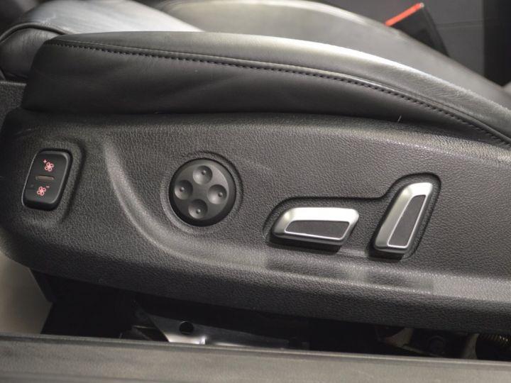 Audi A5 Superbe cabriolet 3.0 tdi v6 245ch quattro stronic sline plus 1ere main 20 camera attelage BLANC GLACIER - 15
