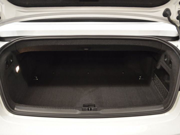 Audi A5 Superbe cabriolet 3.0 tdi v6 245ch quattro stronic sline plus 1ere main 20 camera attelage BLANC GLACIER - 18