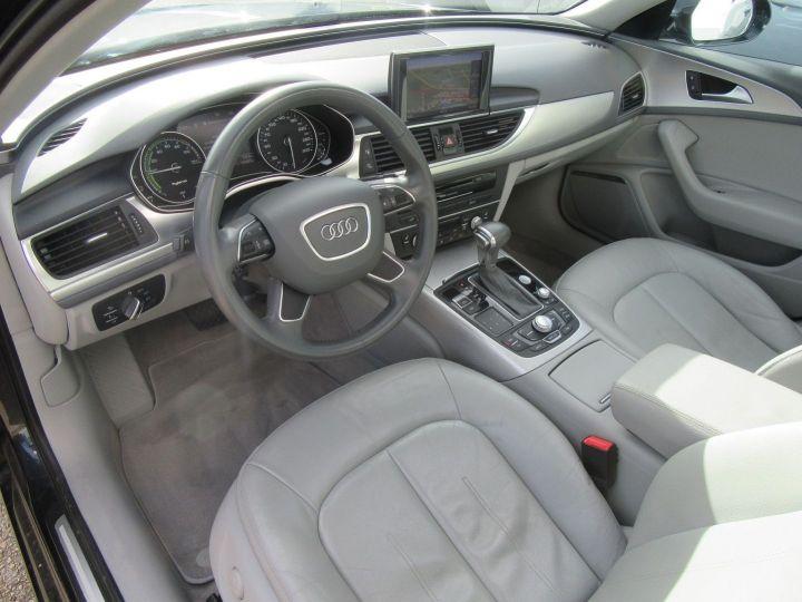 Audi A6 2.0 TFSI 245CH AVUS TIPTRONIC Bleu Nuit - 2