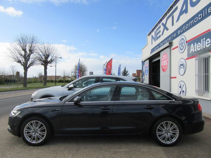 Audi A6 2.0 TFSI 245CH AVUS TIPTRONIC Bleu Nuit - 5