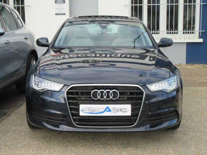 Audi A6 2.0 TFSI 245CH AVUS TIPTRONIC Bleu Nuit - 6