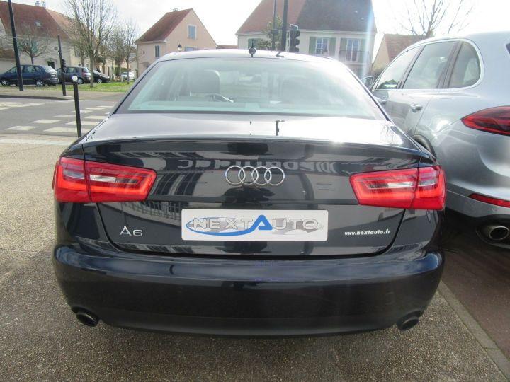 Audi A6 2.0 TFSI 245CH AVUS TIPTRONIC Bleu Nuit - 7