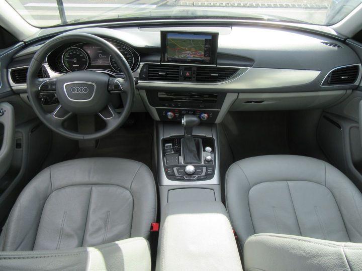 Audi A6 2.0 TFSI 245CH AVUS TIPTRONIC Bleu Nuit - 8
