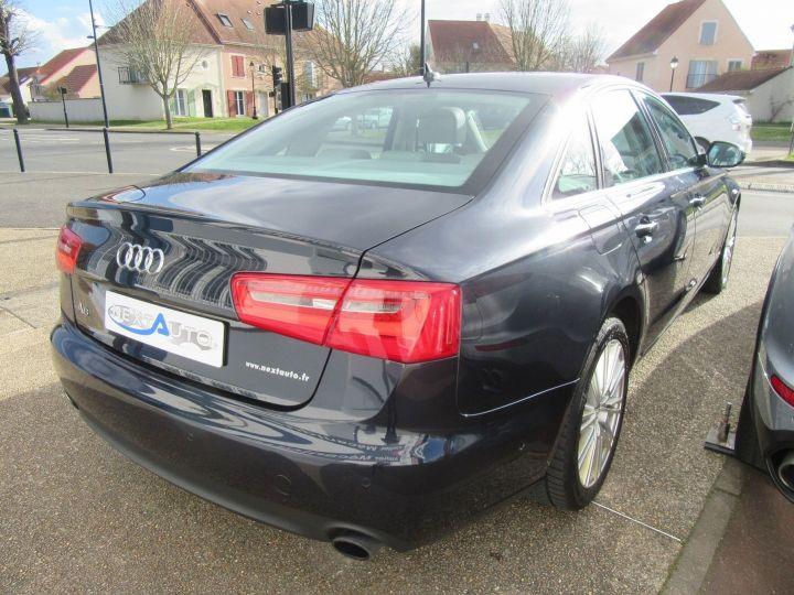 Audi A6 2.0 TFSI 245CH AVUS TIPTRONIC Bleu Nuit - 13