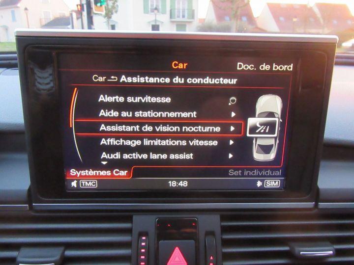Audi A6 2.0 TFSI 245CH AVUS TIPTRONIC Bleu Nuit - 17
