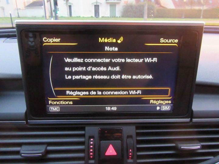 Audi A6 2.0 TFSI 245CH AVUS TIPTRONIC Bleu Nuit - 19