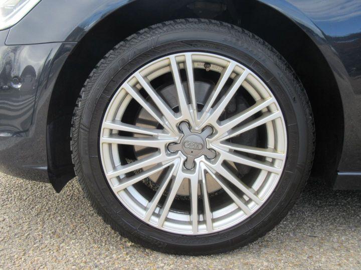 Audi A6 2.0 TFSI 245CH AVUS TIPTRONIC Bleu Nuit - 20