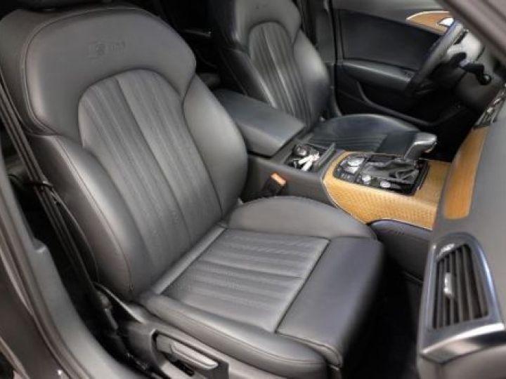 Audi A6 2.0 TFSI 252CH S LINE QUATTRO S TRONIC 7 NOIR - 7