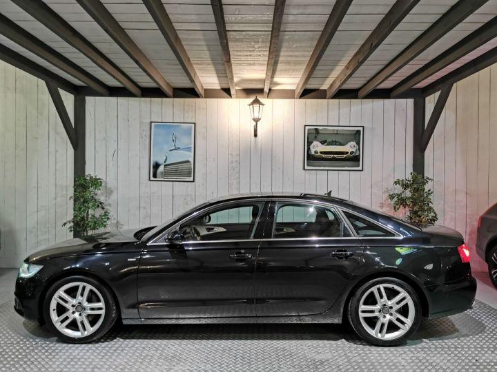 Audi A6 3.0 TDI 204 CV SLINE QUATTRO BVA Noir - 1