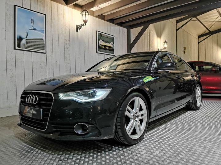 Audi A6 3.0 TDI 204 CV SLINE QUATTRO BVA Noir - 2