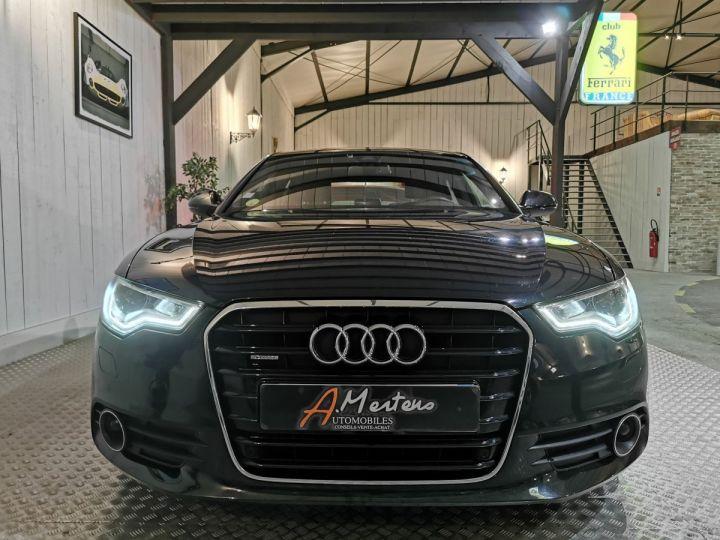 Audi A6 3.0 TDI 204 CV SLINE QUATTRO BVA Noir - 3