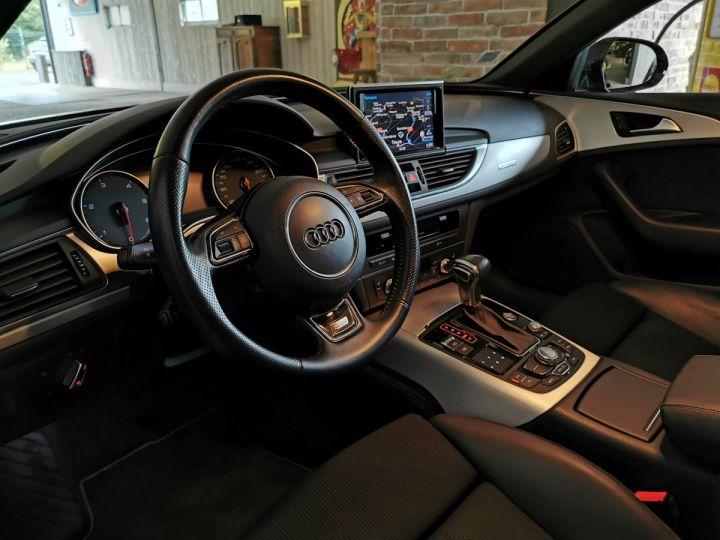 Audi A6 3.0 TDI 204 CV SLINE QUATTRO BVA Noir - 5