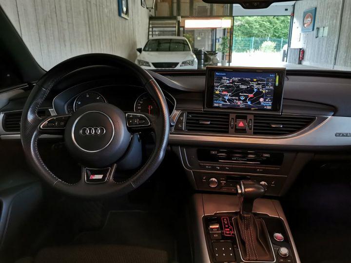 Audi A6 3.0 TDI 204 CV SLINE QUATTRO BVA Noir - 6