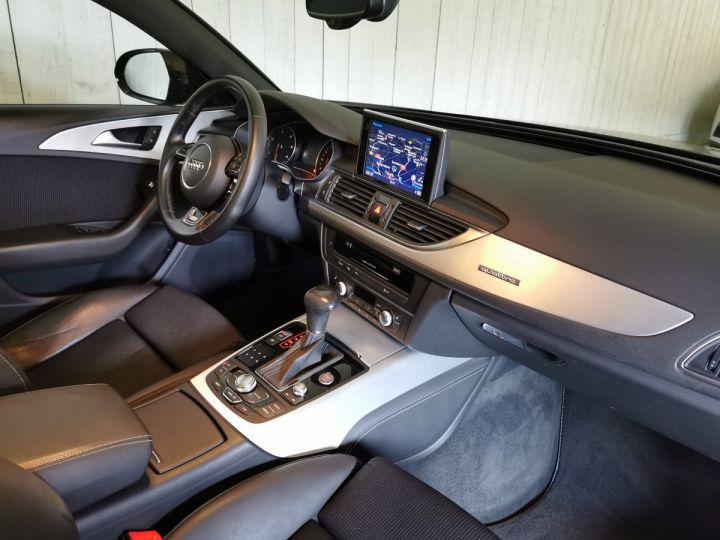 Audi A6 3.0 TDI 204 CV SLINE QUATTRO BVA Noir - 7