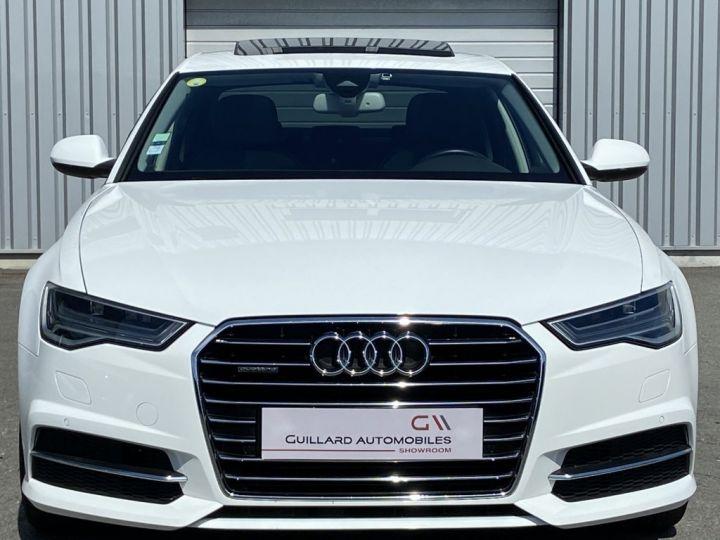 Audi A6 3.0 V6 BITDI 320ch QUATTRO AVUS TIPTRONIC 8 Blanc - 2