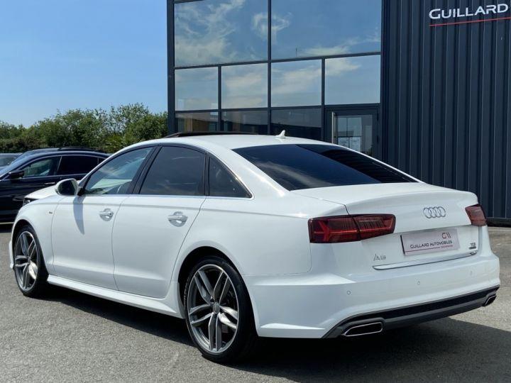 Audi A6 3.0 V6 BITDI 320ch QUATTRO AVUS TIPTRONIC 8 Blanc - 4