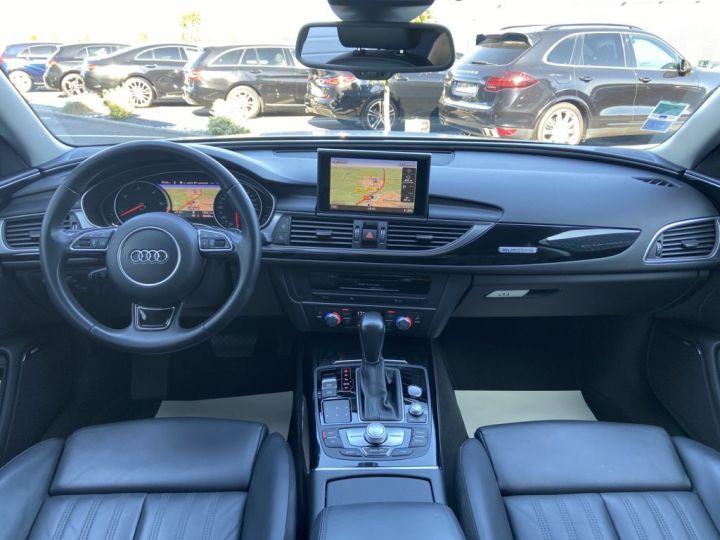 Audi A6 3.0 V6 BITDI 320ch QUATTRO AVUS TIPTRONIC 8 Blanc - 9