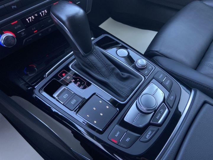 Audi A6 3.0 V6 BITDI 320ch QUATTRO AVUS TIPTRONIC 8 Blanc - 17
