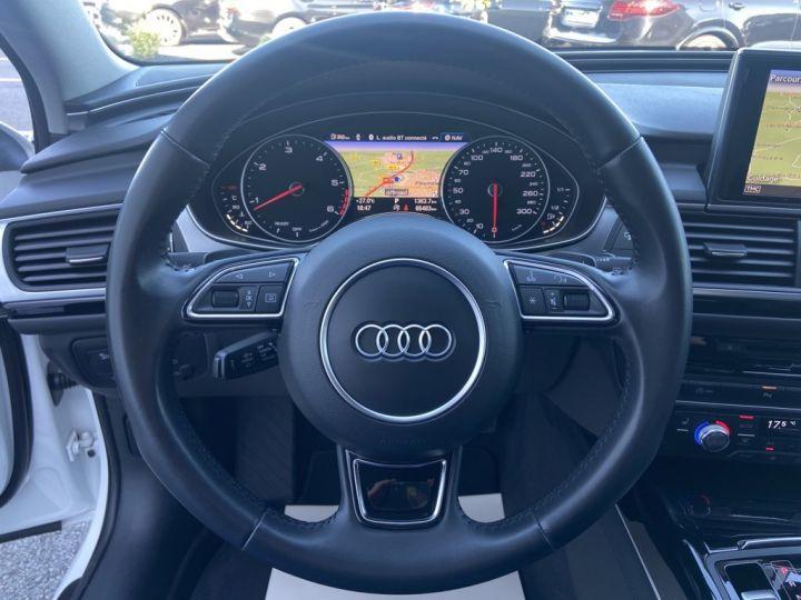 Audi A6 3.0 V6 BITDI 320ch QUATTRO AVUS TIPTRONIC 8 Blanc - 18