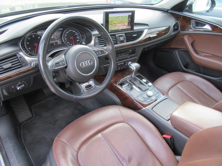 Audi A6 3.0 V6 TFSI 300CH AVUS QUATTRO S TRONIC 7 Gris Fonce Occasion - 2