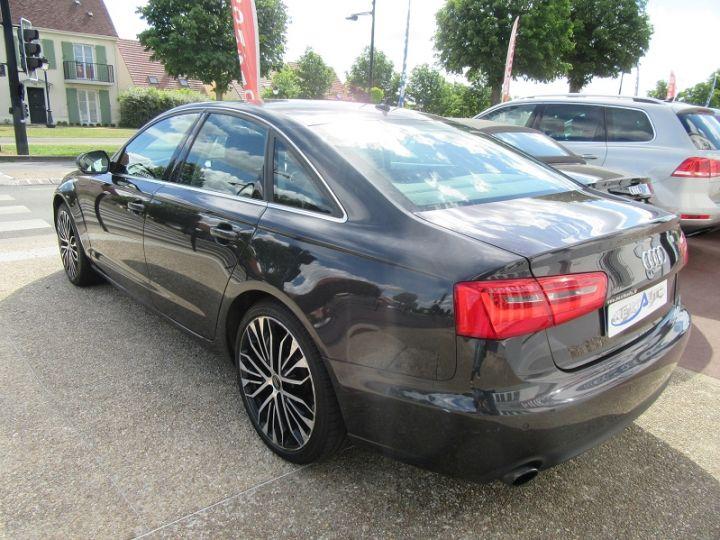 Audi A6 3.0 V6 TFSI 300CH AVUS QUATTRO S TRONIC 7 Gris Fonce Occasion - 3