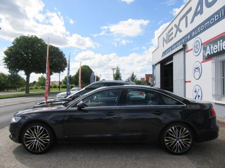 Audi A6 3.0 V6 TFSI 300CH AVUS QUATTRO S TRONIC 7 Gris Fonce Occasion - 5