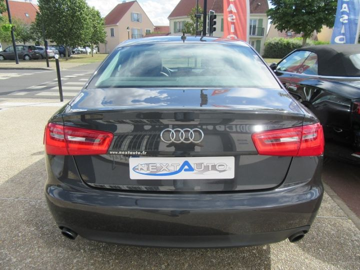 Audi A6 3.0 V6 TFSI 300CH AVUS QUATTRO S TRONIC 7 Gris Fonce Occasion - 7