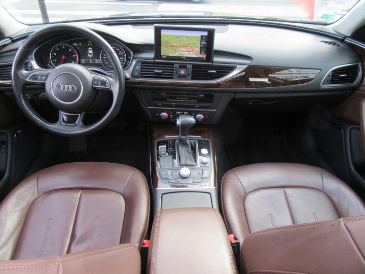 Audi A6 3.0 V6 TFSI 300CH AVUS QUATTRO S TRONIC 7 Gris Fonce Occasion - 9